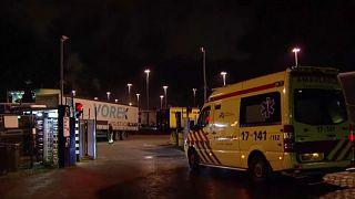 السلطات الهولندية تعثر على 25 مهاجرا داخل شاحنة متجهة إلى بريطانيا