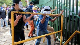 Nicaragua se tensa con la crisis de las Iglesias y los estudiantes en pie de guerra