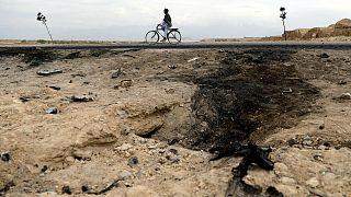 Afganistan'da ABD helikopteri düştü: 2 Amerikan askeri öldü