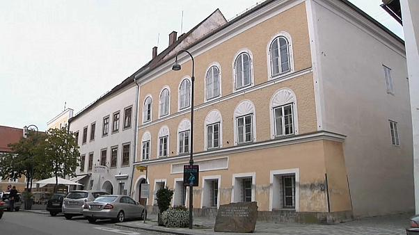 Geburtshaus Hitlers wird Polizeiwache
