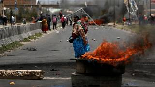 Chaos in Bolivien: Weitere Tote bei Pro-Morales-Protesten