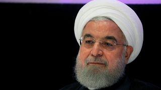 İran'da protestolar: Cumhurbaşkanı Ruhani'den 'zafer kazandık' açıklaması