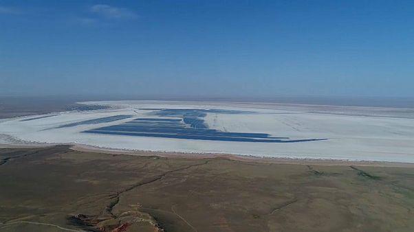 Der See Baskuntschak: Die unerschöpfliche Salzkammer Russlands