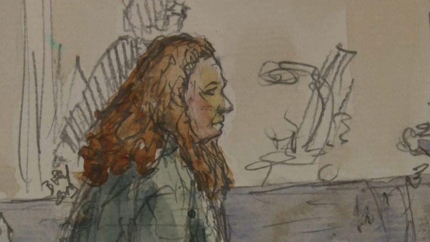 Джихадистка перед лицом юстиции