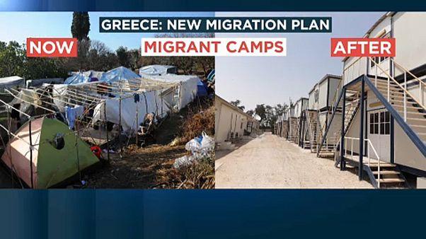 Мигрантов переселят в закрытые центры