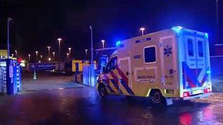 Ολλανδία: Βρέθηκαν λαθρεπιβάτες σε φέρι