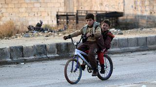 A gyermekek a háború legsérülékenyebb áldozatai