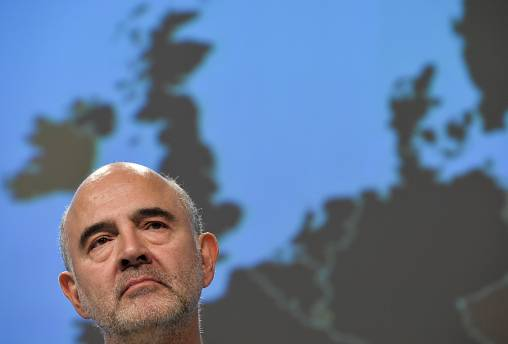 EU-Kommission: 8 Euro-Staaten mit Haushaltsproblemen