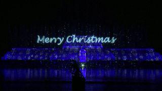 """Christmas at Kew"" begeistert London zum 7. Mal"