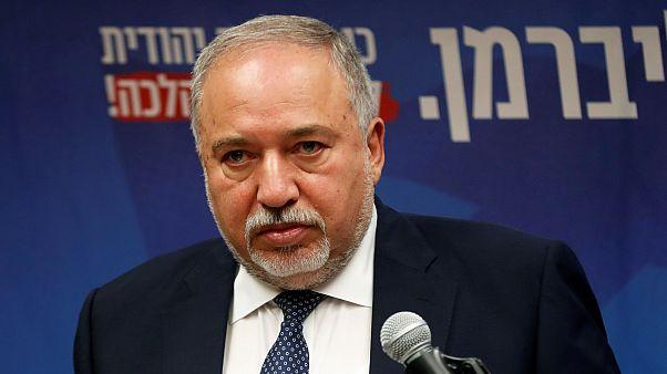 ليبرمان يرفض الانضمام لأي حكومة يشكلها نتانياهو أو غانتس