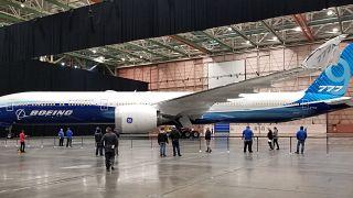 طائرات بوينغ 777 ماكس