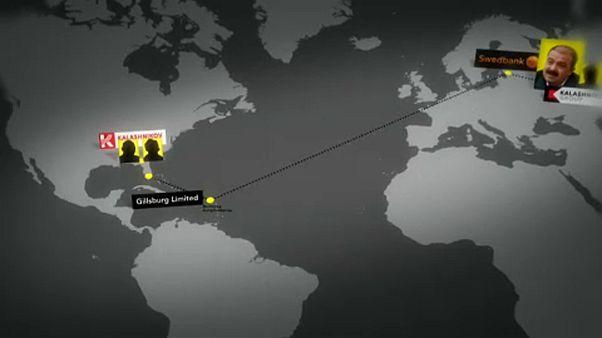 Orosz fegyver-milliókat juttathatott Amerikába a Swedbank