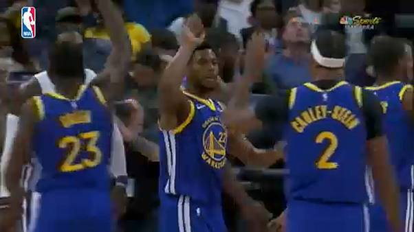 NBA: a Warriors kifelé tart a gödörből