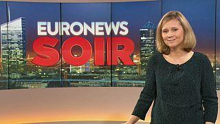 Euronews Soir : l'actualité du mercredi 20 novembre 2019