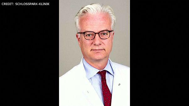 Fritz von Weizsäcker Credit: SCHLOSSPARK-KLINIK
