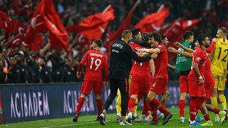EURO 2020 elemeleri: En çok gol atan, gol yiyen, en az kart gören takımlar hangileri? Gol kralı kim?