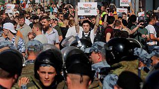 Госдума нашла «лагеря» организаторов протестов