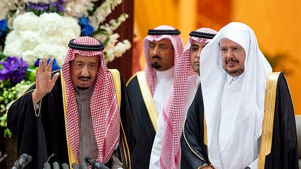Suudi Arabistan Kralı Salman bin Abdülaziz
