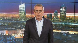 Euronews am Abend vom 20.11.2019