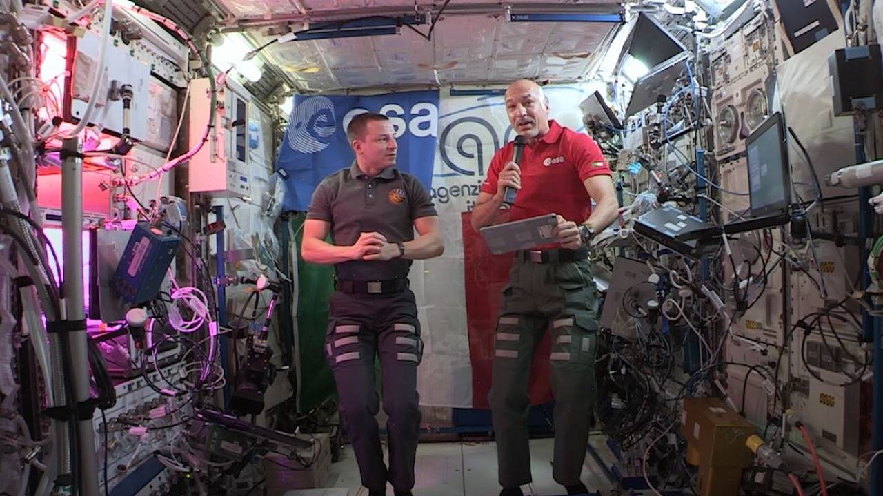 Ask Our Astronaut | How can space exploration help us find solutions for climate change?
