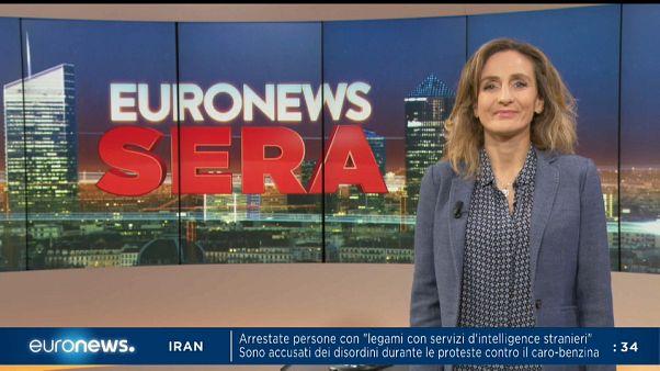 Euronews Sera | TG europeo, edizione di mercoledì 20 novembre 2019