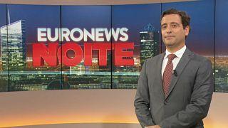 Euronews Noite   As notícias do Mundo de 20 de novembro de 2019