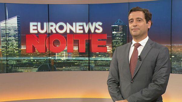 Euronews Noite | As notícias do Mundo de 20 de novembro de 2019