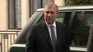 Epstein-Skandal: Prinz Andrew tritt ab