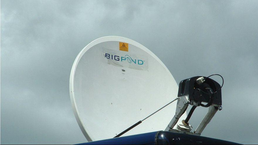 آیا ارتباط اینترنت ماهوارهای در ایران امکان پذیر است؟