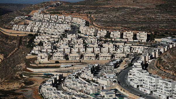 شهرک های اسرائیلی