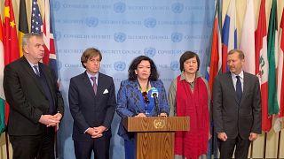 BM Güvenlik Konseyi'nde Avrupa Birliği'nden ABD'nin Yahudi yerleşimleri kararına tepki
