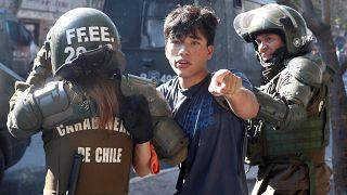 الشرطة التشيلية