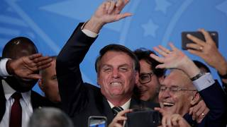 Bolsonaro apresenta equipa diretiva do novo partido esta quinta-feira