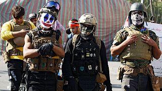 اعتراضات بغداد؛ ۴ کشته و ۴۸ زخمی در جریان تیراندازی پلیس به معترضان