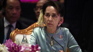 Επικεφαλής της υπεράσπισης της Μιανμάρ στη Χάγη η Αούνγκ Σαν Σου Κι