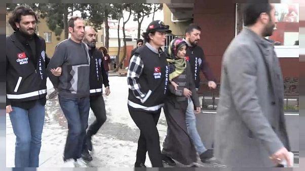 'Palu ailesi' davası: Altı kişi yeniden hakim karşısında