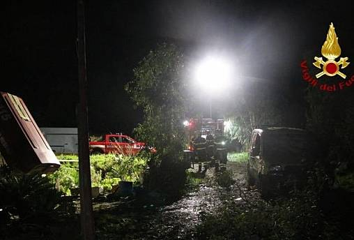 Fireworks factory blast kills five and injures two in Sicily