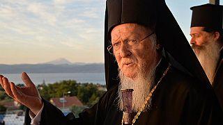 Patrik Bartholomeos'un evine hırsız girdi