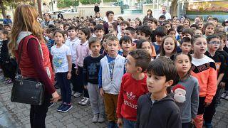 Türkiye'de zorunlu okul öncesi eğitim oranı Avrupa ülkelerine göre oldukça düşük.