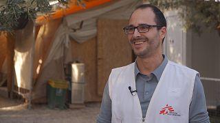 Χρ. Χρήστου: Το σοκ, η «απειλή» και η ελπίδα των Γιατρών Χωρίς Σύνορα