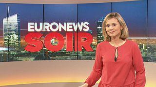 Euronews Soir : l'actualité du jeudi 21 novembre 2019