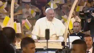 Thaiföld: a pápa elítélte az emberkereskedelmet