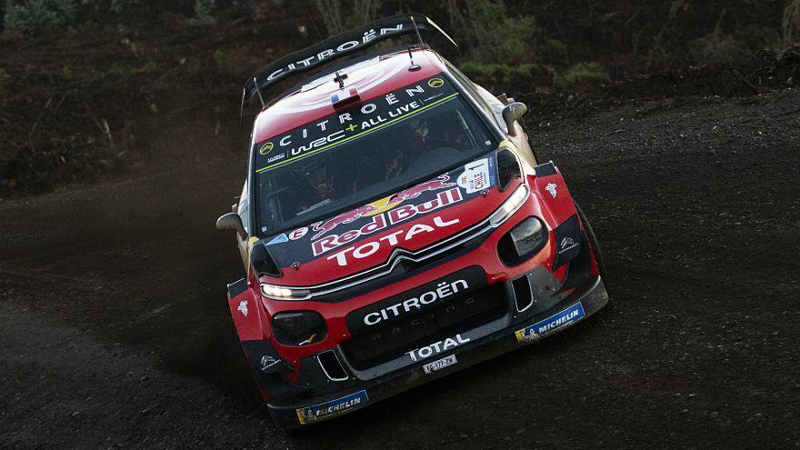 Citroën abandona mundial de ralis