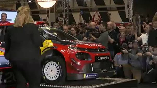 Citroën lascia la World Rally Championship