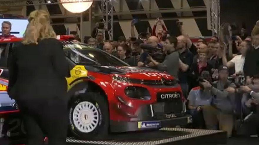Ogier parti, Citroën quitte les championnats du monde