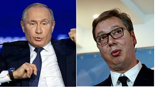 Belgrade orders probe into 'Russia-Serbia cash handover' video