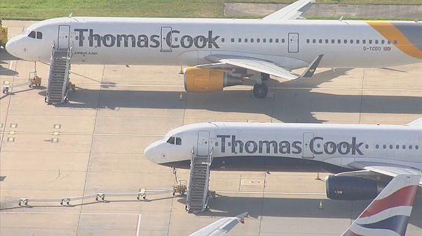Insolvenzverwalter: Aus für deutschen Reisekonzern Thomas Cook