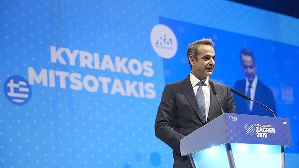 Κ.Μητσοτάκης: «Η Ευρώπη δεν μπορεί να υποκρίνεται άλλο-Η Τουρκία να κάνει το χρέος της»