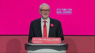 Corbyn contempla la posibilidad de seguir en la UE