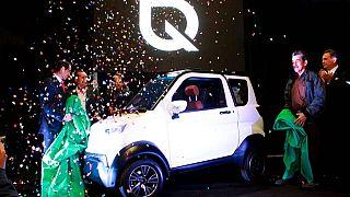Lanzamiento del Quantum, el 14 de septiembre de 2019